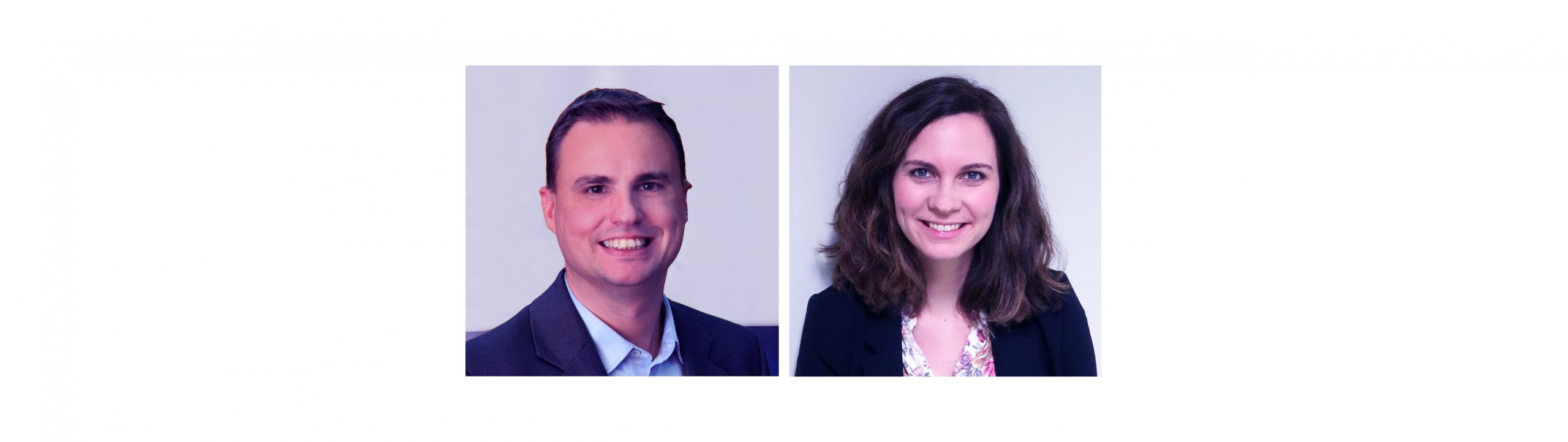 Jens-Martin Loebel und Carolin Hahn